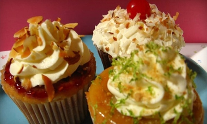 Simply Cupcakes of Naples - East Naples: $10 for $20 Worth of Cupcakes from Simply Cupcakes of Naples