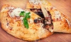 $10 for Pizzeria Fare at Rudino's Pizza and Grinders