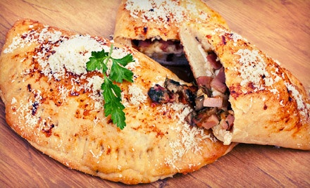 $20 Groupon to Rudino's Pizza and Grinders - Rudinos Pizza and Grinders in Richmond