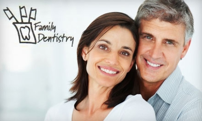 Gardenside Family Dentistry - Lexington-Fayette: $60 for Teeth Cleaning, X-rays, and Exam ($128 Value) Plus 50% Off Take-Home Whitening at Gardenside Family Dentistry with Drs. Davis, Edens, and Stambaugh