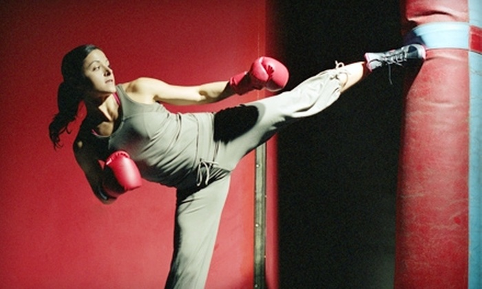 Tao Fitness - Santa Fe: $20 for a One-Month Gym Membership ($45 Value) or $40 for a One-Month Martial-Arts Membership ($85 Value) at Tao Fitness in Santa Fe