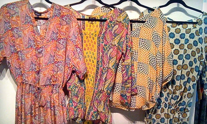 Betty&June Boutique - Abilene: $15 for $30 Worth of Women's Apparel and Accessories from Betty&June Boutique