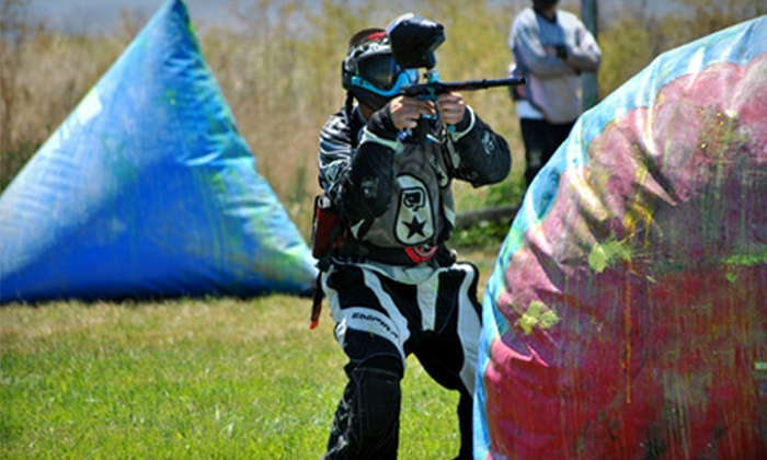 Extreme Paintball - Modesto: $20 for Paintball Outing at Extreme Paintball in Modesto ($45 Value)