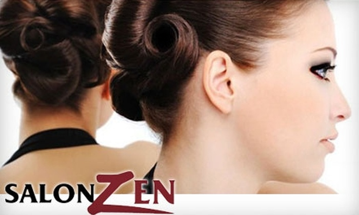 Salon Zen - Phoenix: $50 for $100 Worth of Services at Salon Zen