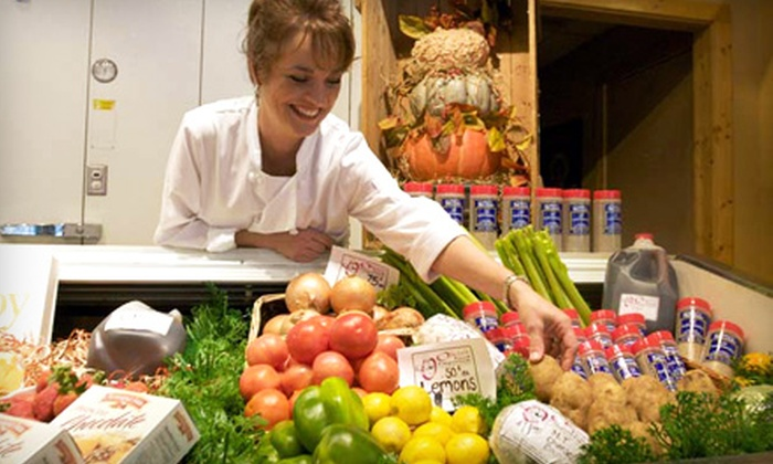 Olivia's Food Emporium - Baldwin Farm: $10 for $20 Worth of Gourmet Frozen Entrées at Olivia's Food Emporium