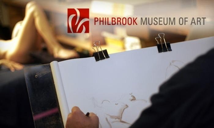 Philbrook Museum of Art - Garden District: $15 for Three Living Art Classes at the Philbrook Museum of Art ($30 Value)