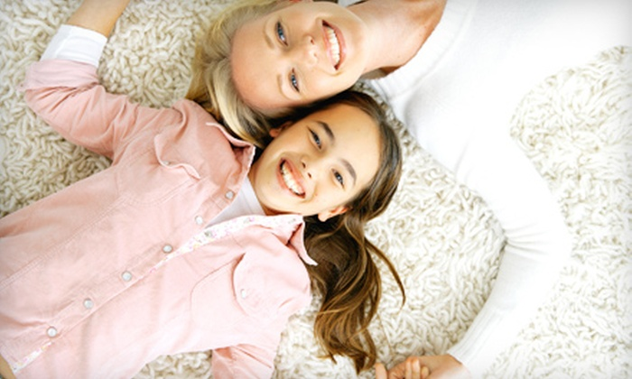 Sir Carpet - Mesa: $59 for Carpet Cleaning for Three Rooms Up to 500 Total Square Feet from Sir Carpet ($250 Value)