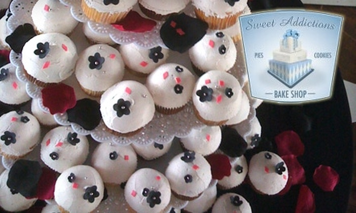 Sweet Addictions - Allentown / Reading: $5 for $10 Worth of Baked Goods at Sweet Addictions