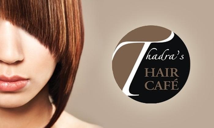 Thadra's Hair Café - East Louisville: $25 for $60 Worth of Services at Thadra's Hair Café