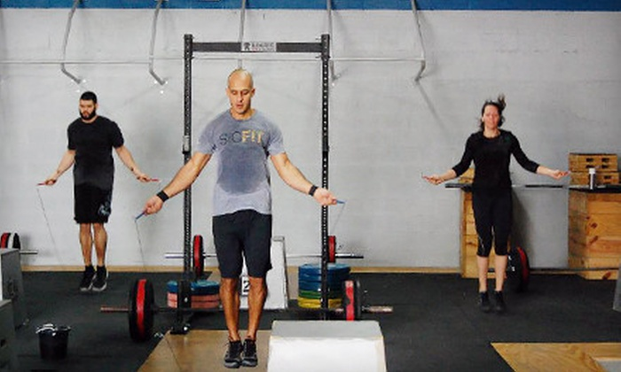 CrossFit Soul  - Multiple Locations: $29 for One Month of Unlimited Soul Sweat Boot-Camp Classes with Gym Access at CrossFit Soul (Up to $225 Value)