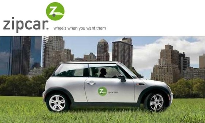 Zipcar  - Multiple Locations: $50 for the Best Alternative to Owning a Car in New York