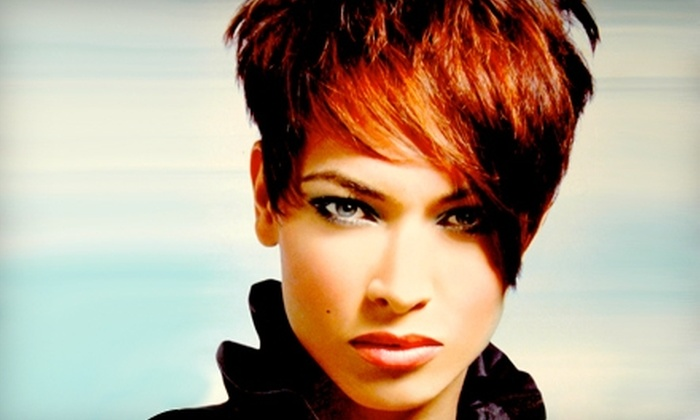 London Hair  - Mount Pleasant: $30 for $60 Worth of Salon Services at London Hair in Mt. Pleasant