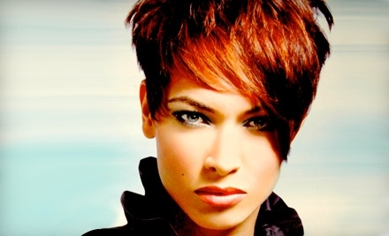 $60 Groupon to London Hair  - London Hair  in Mt. Pleasant