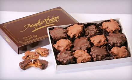 $20 Groupon to Angell & Phelps Chocolate Factory - Angell & Phelps Chocolate Factory in Daytona Beach