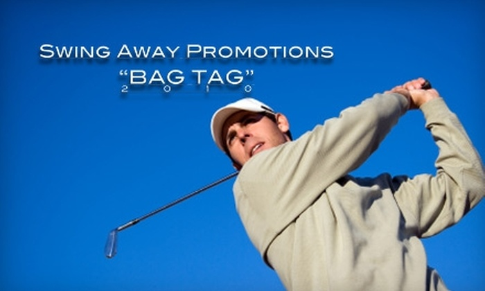 Swing Away Promotions - Dallas: $102 for Over 50 Rounds of Golf from Swing Away Promotions