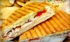 Clayton Bakery and Cafe - Clayton: Café Fare for Lunch for One, Two, or Four at Clayton Bakery & Cafe (Half Off)