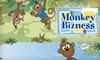 Monkey Bizness - Boise City: $20 for Five Passes to Open Play at Monkey Bizness (Up to $37.50 Value)
