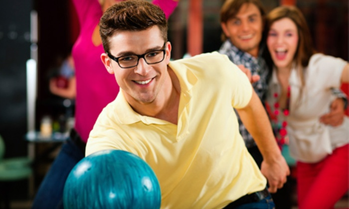 Rainbow Lanes - Clayton: $18 for a Bowling Outing for Four in Clayton at Rainbow Lanes (Up to $67.40 Value)