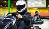 Lehigh Valley Grand Prix, LLC - Allentown: $25 for $50 Worth of Kart Racing at Lehigh Valley Grand Prix