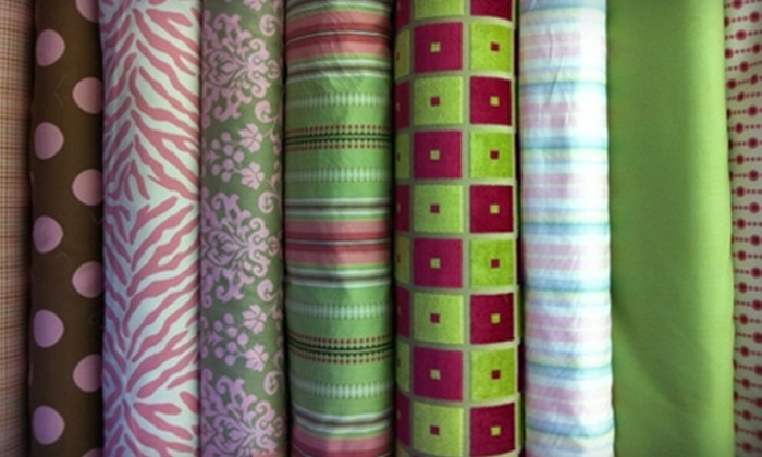 Fabulous Fabric - Shreveport: $40 for $80 Worth of Fabric, Materials, and Home Goods at Fabulous Fabric