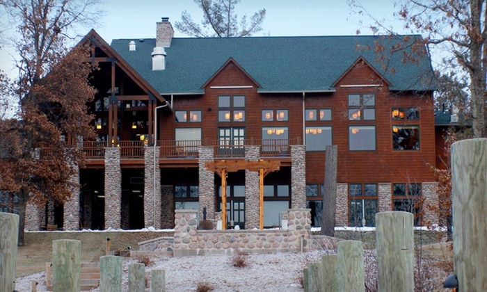 Heartwood Conference Center and Retreat - Chicog: Two-Night Stay for Up to 14 at the Heartwood Conference Center and Retreat in Wisconsin