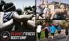 GO HARD Fitness Bootcamp - Multiple Locations: $39 for One Month of Unlimited Fitness Boot Camp at Go Hard Fitness Bootcamp ($200 Value)