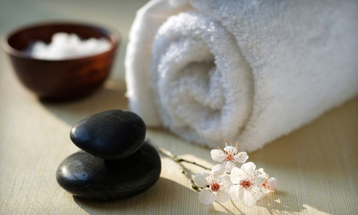 Sky & Sea Spa - Kendall: One or Three Hot-Stone Facials at Sky & Sea Spa (Up to 58% Off)