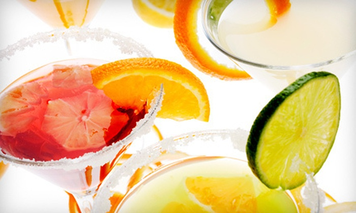 Melody Bar and Grill - Westchester: Appetizer and Martinis for Two, Breakfast, or Lunch or Dinner at Melody Bar and Grill (Half Off)
