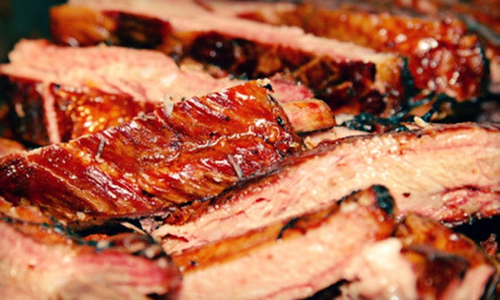 Ronnies Ribs, Wings & Other Things - Richmond: $10 for $20 Worth of Barbecue Fare at Ronnies Ribs, Wings & Other Things