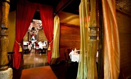 $40 Groupon to Gigi's Asian Bistro and Dumpling Bar - Gigi's Asian Bistro and Dumpling Bar in Houston
