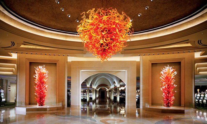 Borgata Hotel Casino & Spa - Baltimore: One- or Two-Night Stay for Two at Borgata Hotel Casino & Spa or The Water Club in New Jersey