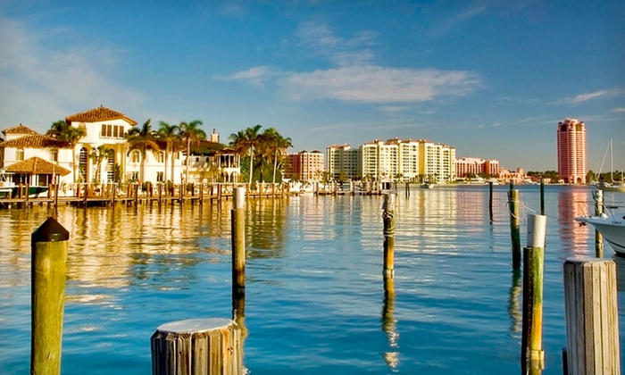 Panoramic Views And Fine Dining On The Water In Boca Raton