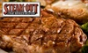 Steak-Out - Springfield: $10 for $20 Worth of Steaks and More at Steak-Out