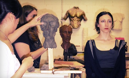 2-Hour Intro to Sculpting Class for 1 (a $150 value) - The Compleat Sculptor in Manhattan