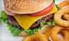 Aros Grill - Paradise Valley: $15 for $30 Worth of Burgers, Sandwiches, Tacos, and Drinks at Aros Grill