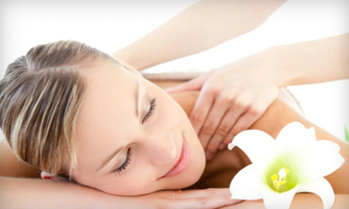 Time Out Mobile Massage Therapy - Syracuse: $50 for a Swedish Massage and Aroma Treatment from Time Out Mobile Massage Therapy ($110 Value)