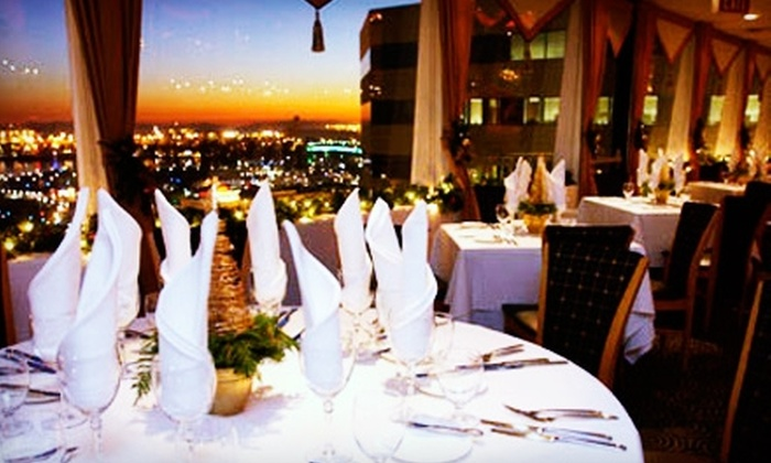 The Sky Room - Downtown Long Beach: $25 for $50 Worth of Contemporary American Fine Dining and Drinks at The Sky Room in Long Beach