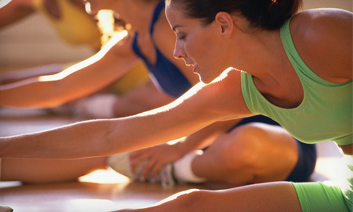 Barre Bee Fit - Bach: Five or 10 Fitness Classes at Barre Bee Fit
