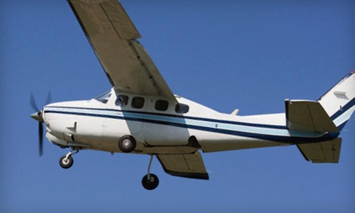 Harford Air Services - 2, Halls Cross Roads: 30- or 90-Minute Flight Lesson from Harford Air Services in Churchville (Up to 64% Off)