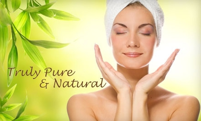 Truly Pure & Natural - Philadelphia: $10 for $25 Worth of Natural Products from Truly Pure & Natural