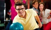The Mad Hatter Pub - Walled Lake: $25 for Two-Hour Bowling Outing for Six With Shoe Rental and Sodas at Wonderland Lanes in Commerce (Up to $67.50 Value)