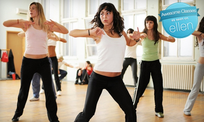 Bridge for Dance - Upper West Side:  $19 for Choice of Three Dance Classes ($45 Value) or $34 for Six Class Package ($85 Value) at Bridge for Dance