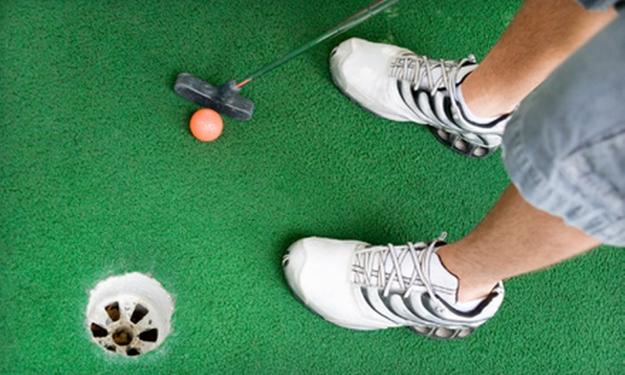 Chip's Clubhouse - Chardon: $12 for a Mini-Golf Outing for Four at Chip's Clubhouse in Chardon (Up to $24 Value)