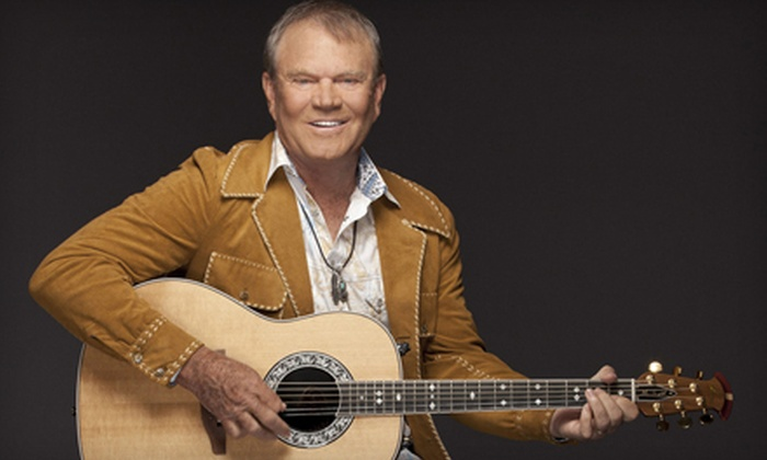 Glen Campbell: The Goodbye Tour - Louisville Palace: $26 to See Glen Campbell: The Goodbye Tour at Louisville Palace on June 8 at 8 p.m. (Up to $52 Value)