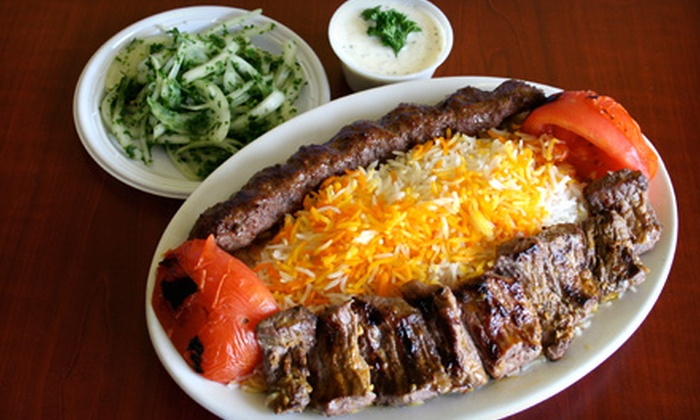 Parsa Kabob - Elkridge: $10 for $20 Worth of Authentic Middle Eastern Cuisine at Parsa Kabob in Elkridge