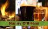 Nanny O'Briens - Cleveland Park: $10 for $25 Worth of Irish Bites and Brews at Nanny O'Briens