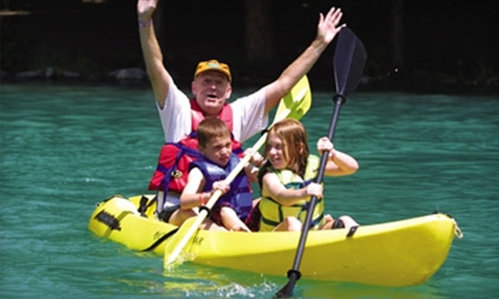 Wheel Fun Rentals - Multiple Locations: $15 for $34 Worth of Rentals of Water-Sports Equipment and Bikes at Wheel Fun Rentals
