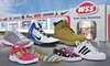 WSS Footwear: $20 for $40 Worth of Shoes and Accessories at WSS Footwear