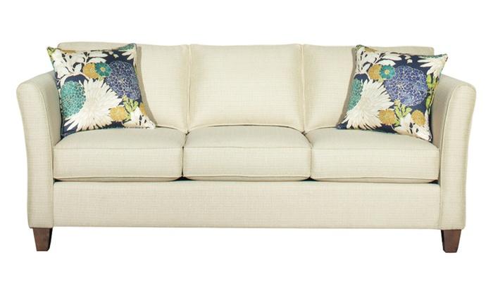 Bassett Furniture Turner Sofas   Groupon