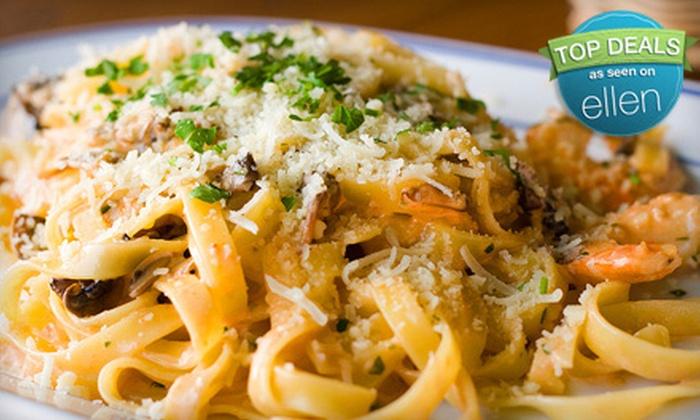La Dolce Vita Bistro - University: $20 for $40 Worth of Classic Italian Fare at La Dolce Vita Bistro
